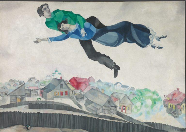 Napoli. La mostra Chagall. Sogno d'amore prorogata fino all'8 settembre