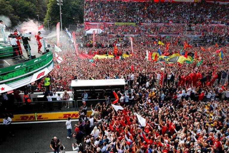 Formula 1, Italia: bis di Leclerc, la Ferrari vince a Monza dopo 9 anni