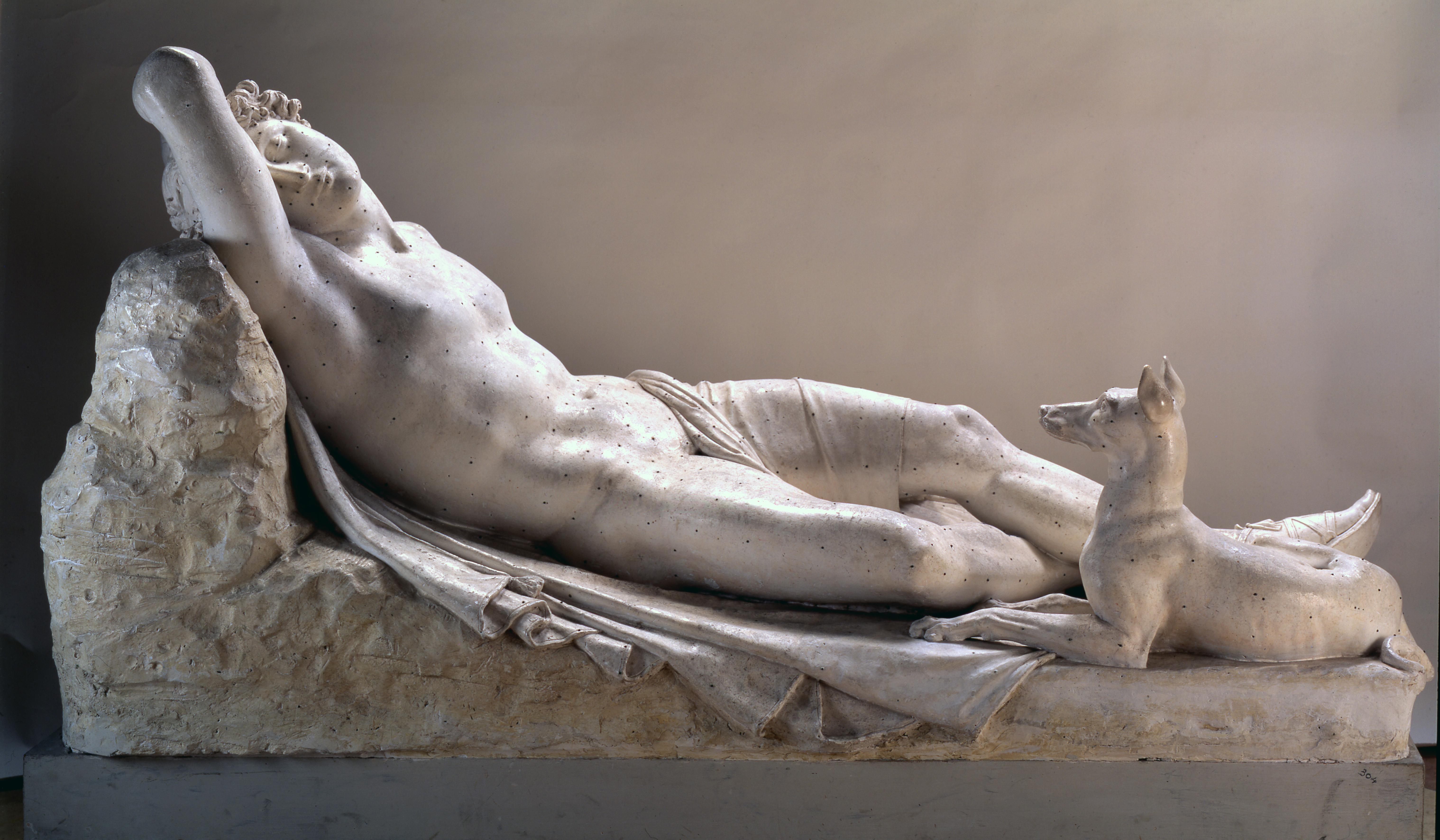 Roma, Palazzo Braschi: l'Eterna Bellezza di Canova in mostra