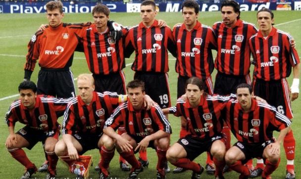Amarcord: la tripla indimenticabile beffa del Bayer Leverkusen