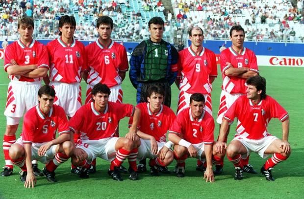 Amarcord: l'incantesimo bulgaro a Usa '94