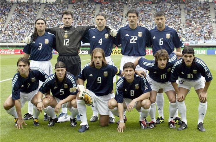 Amarcord: Mondiali 2002, il tango stonato dell'Argentina