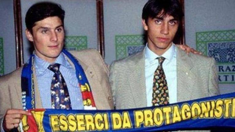 Amarcord: Sebastiàn Rambert, l'argentino dell'Inter più forte di Zanetti