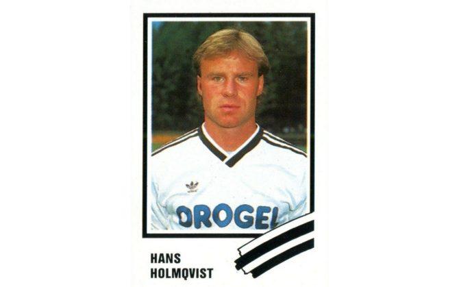Amarcord: Hans Holmqvist, un gol nella nebbia