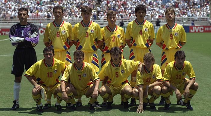 Amarcord: Usa '94, la ballata della Romania