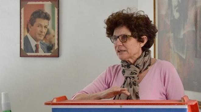 La consigliera Lina Giannino